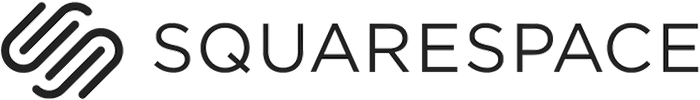Image showing the Squarespace logo and title